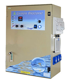 Ozone in industrial laundries 1