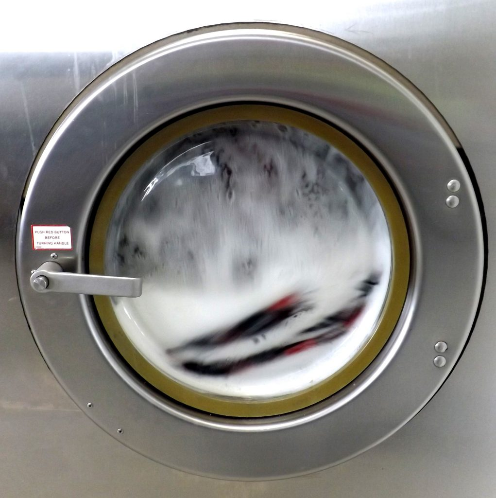 Ozone in hospital laundries 3