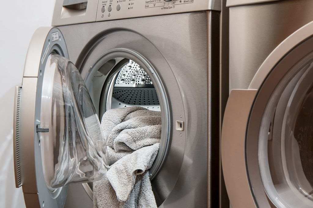 Ozone in hospital laundries 1